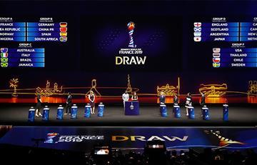 Mundial Femenino Francia 2019: así quedaron formados los grupos