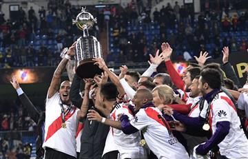 ¡River Plate campeón de la Copa Libertadores!
