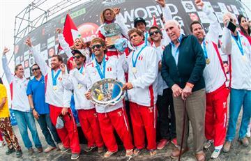 Perú Campeón Panamericano de Surf 2018