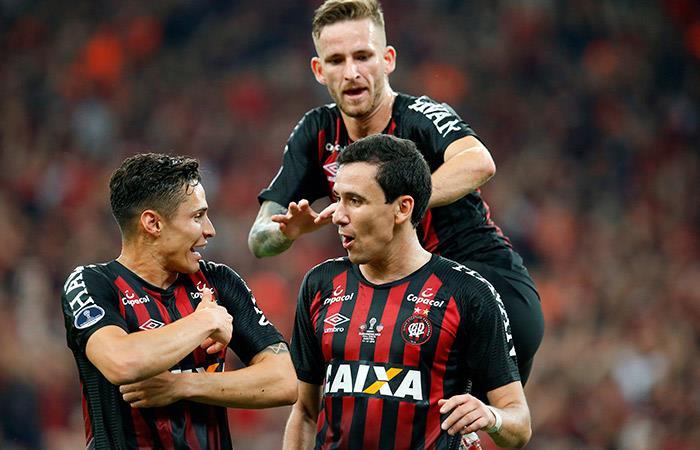 Atlético PR vs Junior EN VIVO ONLINE por final de Copa Sudamericana