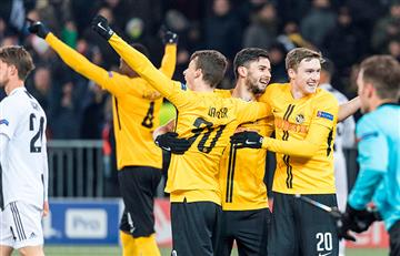 Young Boys venció a la Juventus por Champions League