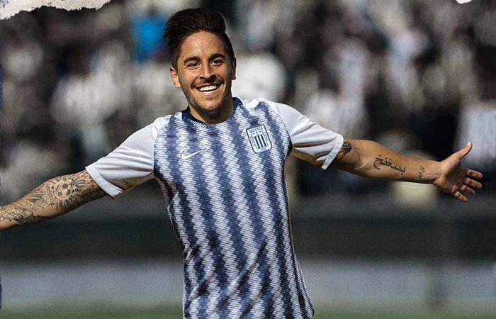 47725403c6 Alianza Lima presenta camiseta oficial y así reaccionan los hinchas