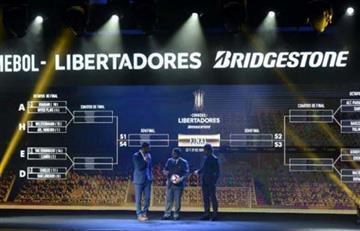 Bombos de la Copa Libertadores