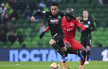 Posibles rivales de Cueva en Europa League