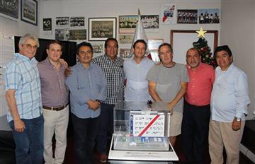 Municipal: Reggiardo es el nuevo presidente de 'La Franja'