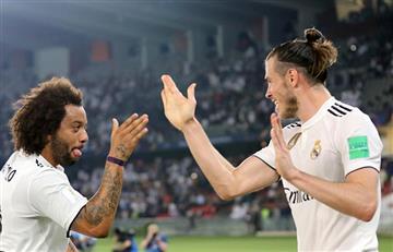 ¡Hat-trick de Bale y Madrid a la final del Mundial de Clubes!