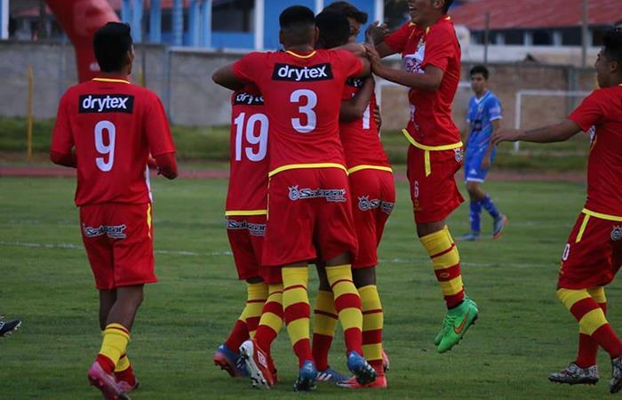 Sport Huancayo y su plantel 2019 (Foto: Facebook Sport Huancayo)