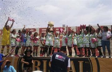 Majes campeón de la Copa Perú Femenina