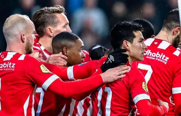 PSV (Foto: EFE)
