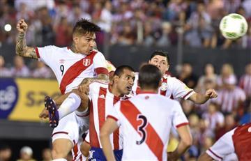 ¿Desde hace cuánto Perú no pierde ante Paraguay?