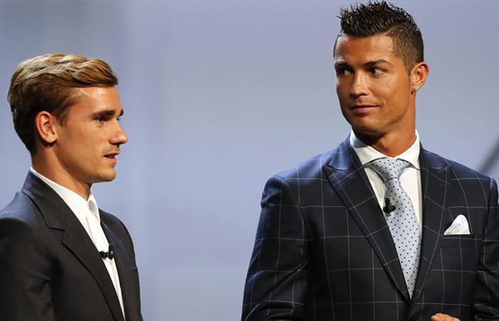 Cristiano Ronaldo nominado a
