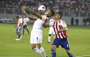 Paraguay confirmó amistoso con Perú