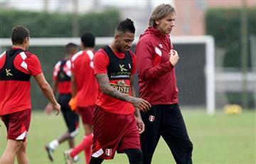 Gómez quiere volver a la Bicolor