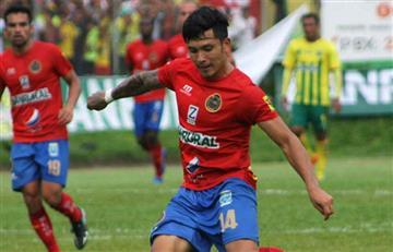 Municipal interesado en jugador salvadoreño