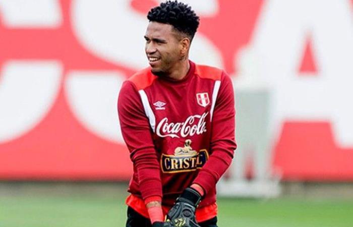 Pedro Gallese podría llegar a Alianza Lima por seis meses