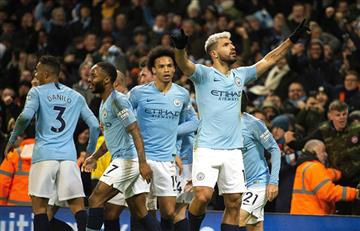 ¡City pone de candela la punta de la Premier League!