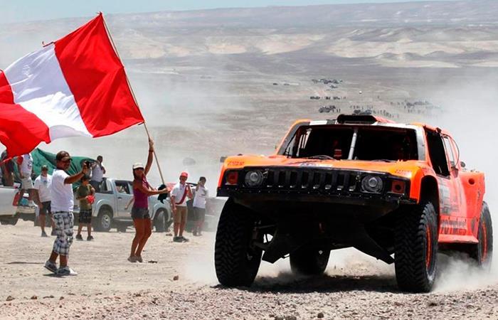 Dakar 2019: Por estas razones el rally se correrá solo en Perú