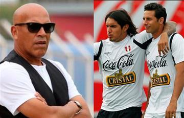 Mosquera y su dura crítica a los jugadores de la Selección Peruana
