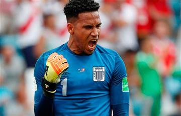 Pedro Gallese tendría todo listo para llegar a Alianza Lima