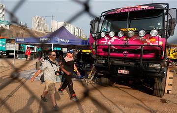 Estos son los 10 datazos sobre el Rally Dakar 2019