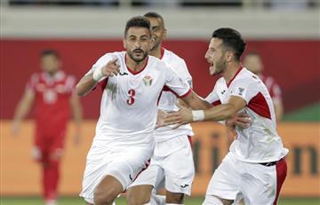 Jordania clasificó a octavos de Copa Asiática