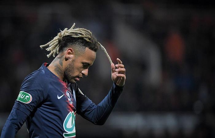 PSG tropezó y le dice adiós a la Copa de la Liga de Francia