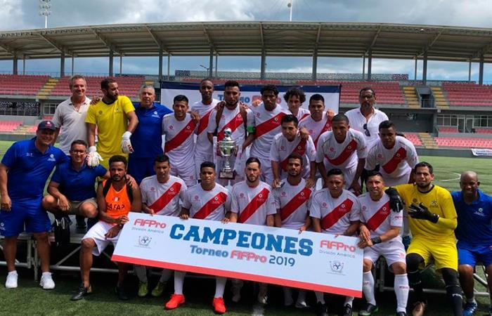 ¡Perú campeón de FIFPRO 2019!