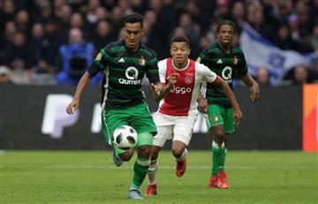 Renato Tapia podría llegar al Willem II
