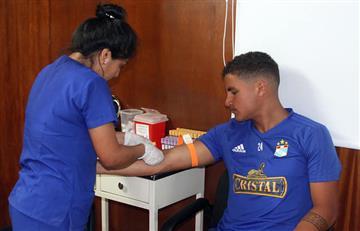 Sporting Cristal: Succar pasa exámenes médicos en La Florida