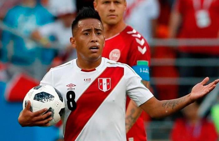 Krasnodar rechazó oferta de Independiente y Christian Cueva se quedará en Rusia