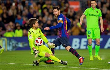 Barcelona a cuartos de la Copa del Rey