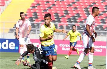 Ecuador apabulló a Paraguay en Sudamericano Sub 20