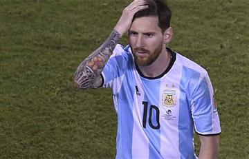 Argentina no tiene como objetivo ganar la Copa América