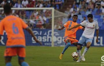 Jeisson Martínez: Rayo Majadahonda vs Zaragoza en vivo por LaLiga 123