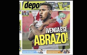 Portadas de periódicos deportivos peruanos del sábado 18 de enero
