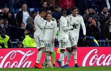 Real Madrid hizo respetar la casa