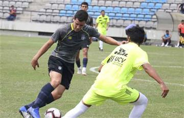 San Martín jugará amistoso con Deportivo Cuenca