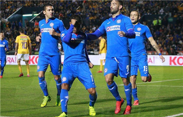 Cruz Azul sumó su primera victoria de la Liga MX