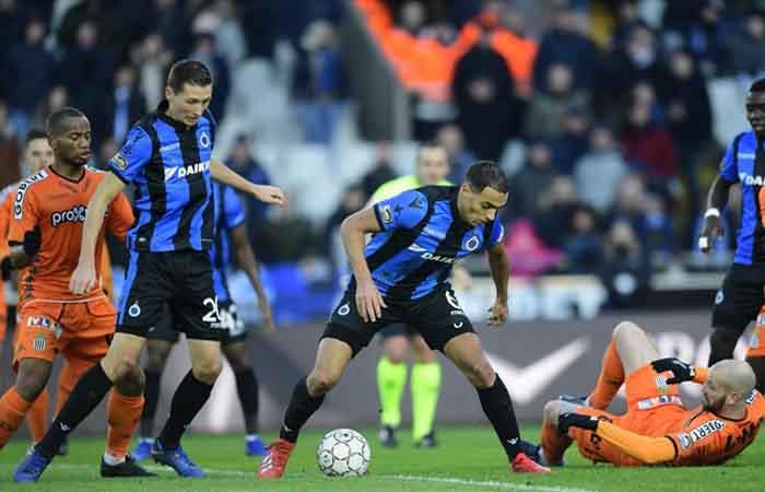 Cristian Benavente: Brujas vs Charleroi en vivo por Jupiler Pro League