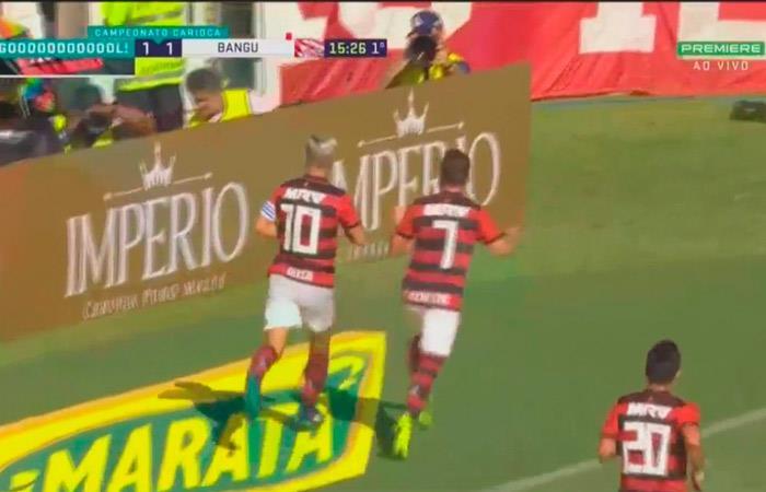 Flamengo. Foto: Twitter