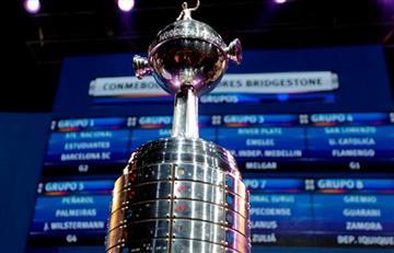 Copa Libertadores: programación de la primera fase