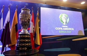 Copa América: toda la previa del sorteo de grupos