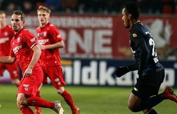 ¡Willem II de Tapia a semifinales!
