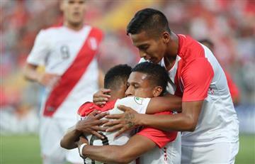Mora anotó el descuento a favor de Perú