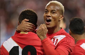Selección Peruana en el Grupo A de la Copa América