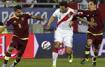 Perú vs Venezuela: historial en Copa América