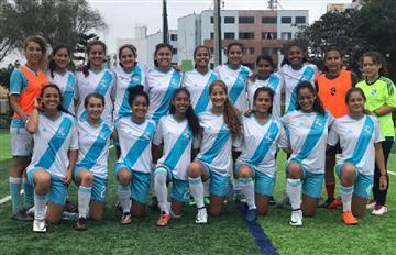 Sporting Cristal debutó con derrota en la Fiesta Sudamericana de la Juventud