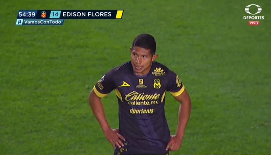 Edison Flores. Foto: Twitter