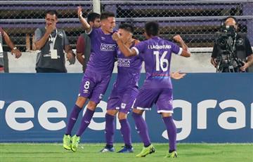Defensor Sporting avanzó en la Libertadores