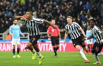 Newcastle vs Manchester City EN VIVO ONLINE POR Premier League